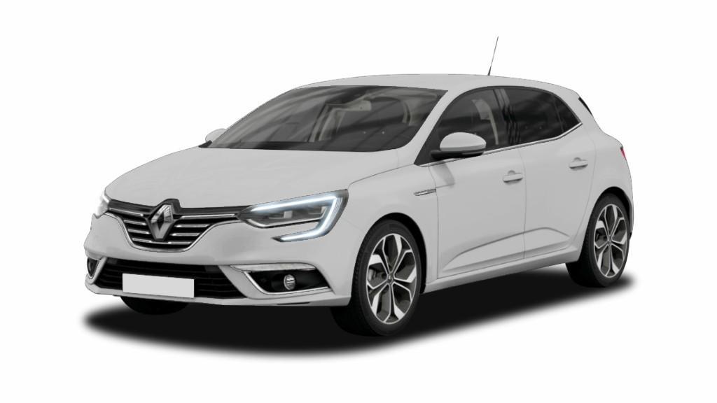 Voiture Berline Compacte Renault Mégane 4 - 5 portes, Diesel 1.5 dCi 90, Boîte manuelle, Finition Zen (Livraison comprise)
