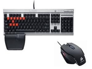 Pack clavier souris gaming Vengeance M60 + K60 Performance