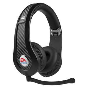 Casque gaming Monster Game MVP Carbon On-Ear Noir (PS3, XBOX 360, WII, PC)