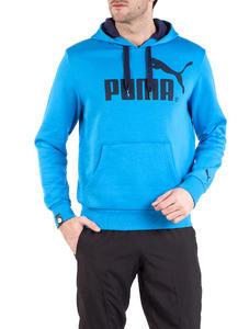 Vente privée Puma - Ex : Sweat à capuche bleu