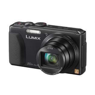 Appareil photo numérique Panasonic Lumix DMC-TZ40 noir