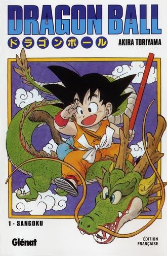 Sélection des 2 premiers tomes de mangas à partir de 6,90€ - Ex : Dragon Ball - Tomes 1 et 2