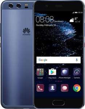 "Smartphone 5.5"" Huawei P10 Plus Hyper Diamond-Cut Dazzling Blue - WQHD, Kirin 960, RAM 6Go, 128Go, APN 20Mp, Android 7"