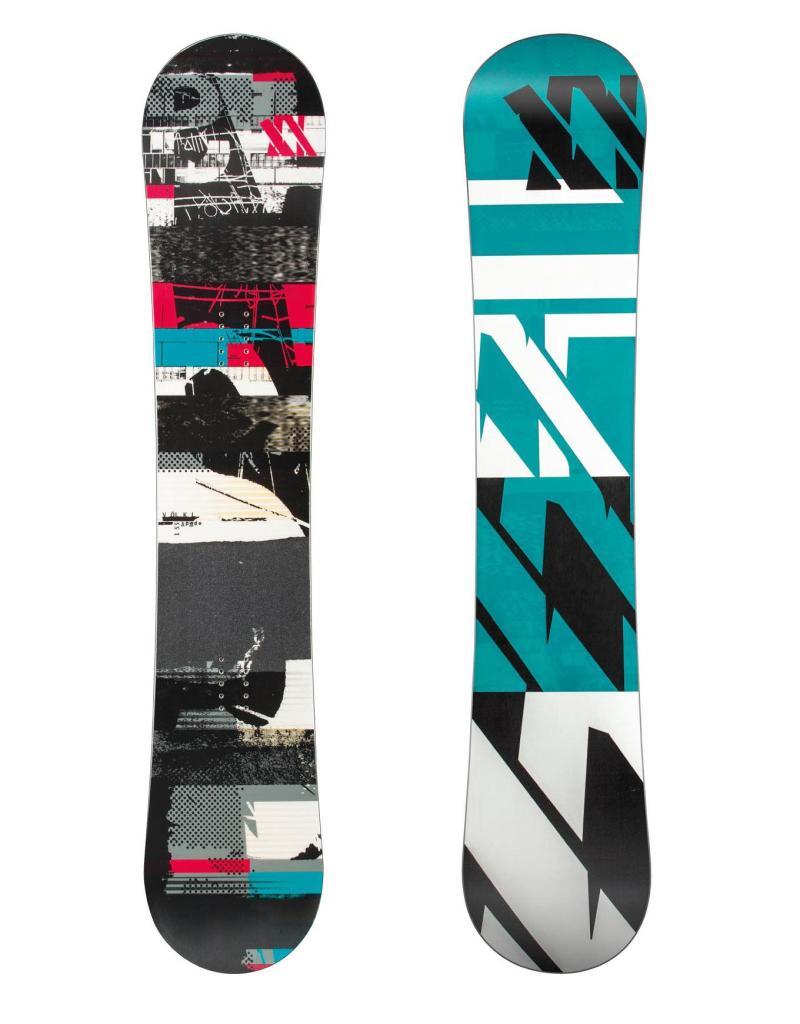 Planche de snowboard Völkl Spade 2017 (155 ou 159 cm) +  un cadeau offert (Ex : Reblochon fermier, Saucisson ou autres)