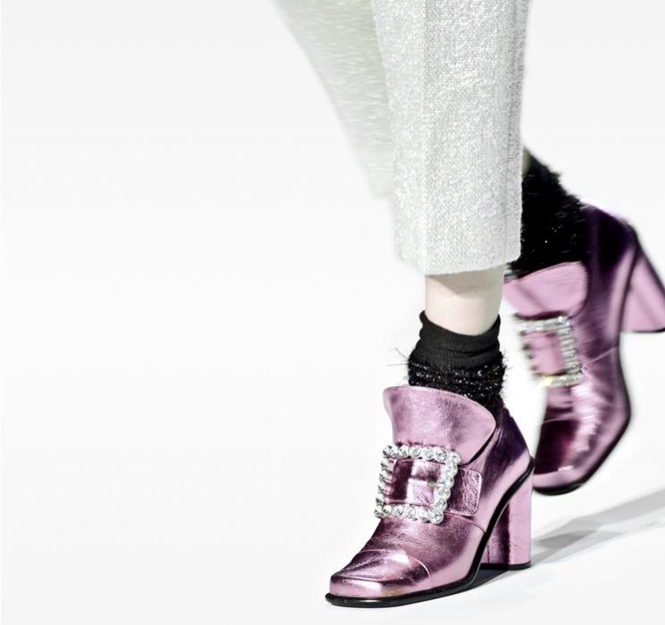 40% de remise sur les chaussures