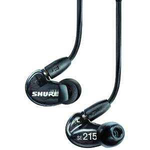 Ecouteurs intra-auriculaires Shure SE215