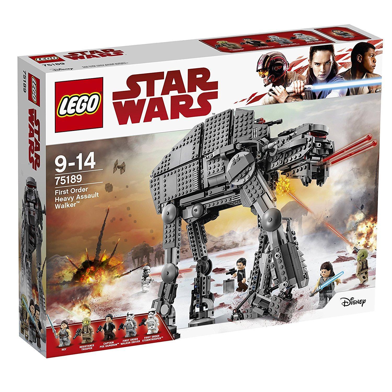 [Nouveaux clients] 15% de réduction supplémentaire sur le site - Ex : Lego 75189 - First Order Heavy Assault Walker à 87.76€