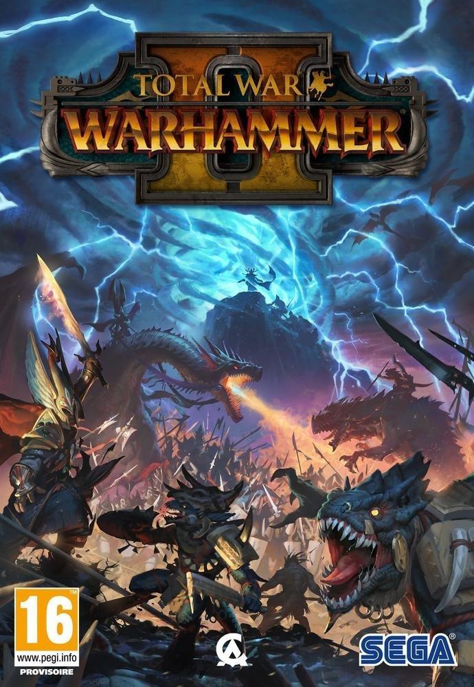 Total War: Warhammer II sur PC version boîte