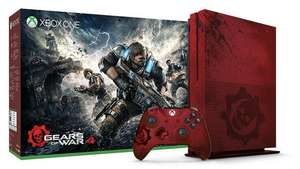 Pack console Microsoft Xbox one S - Édition Limitée (2 To) + Gears of War 4