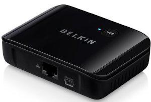 Adaptateur Belkin F7D4555 Wifi Smart TV Link