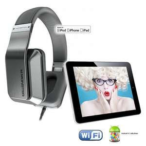 "Casque Monster inspiration + Tablette 7"" Haier PAD712"