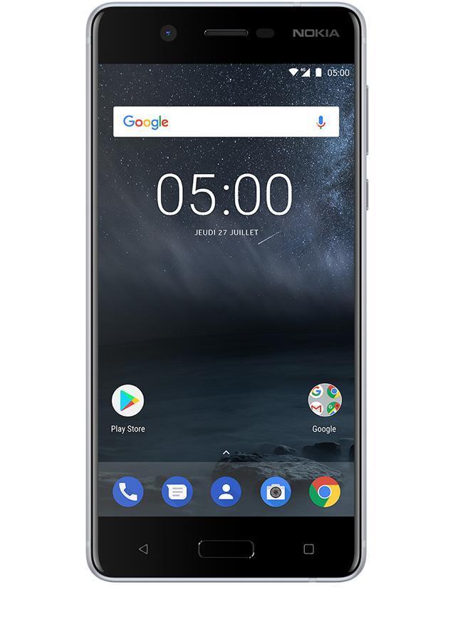 "Smartphone 5.2"" Nokia 5 - 16Go, Android 7.1"