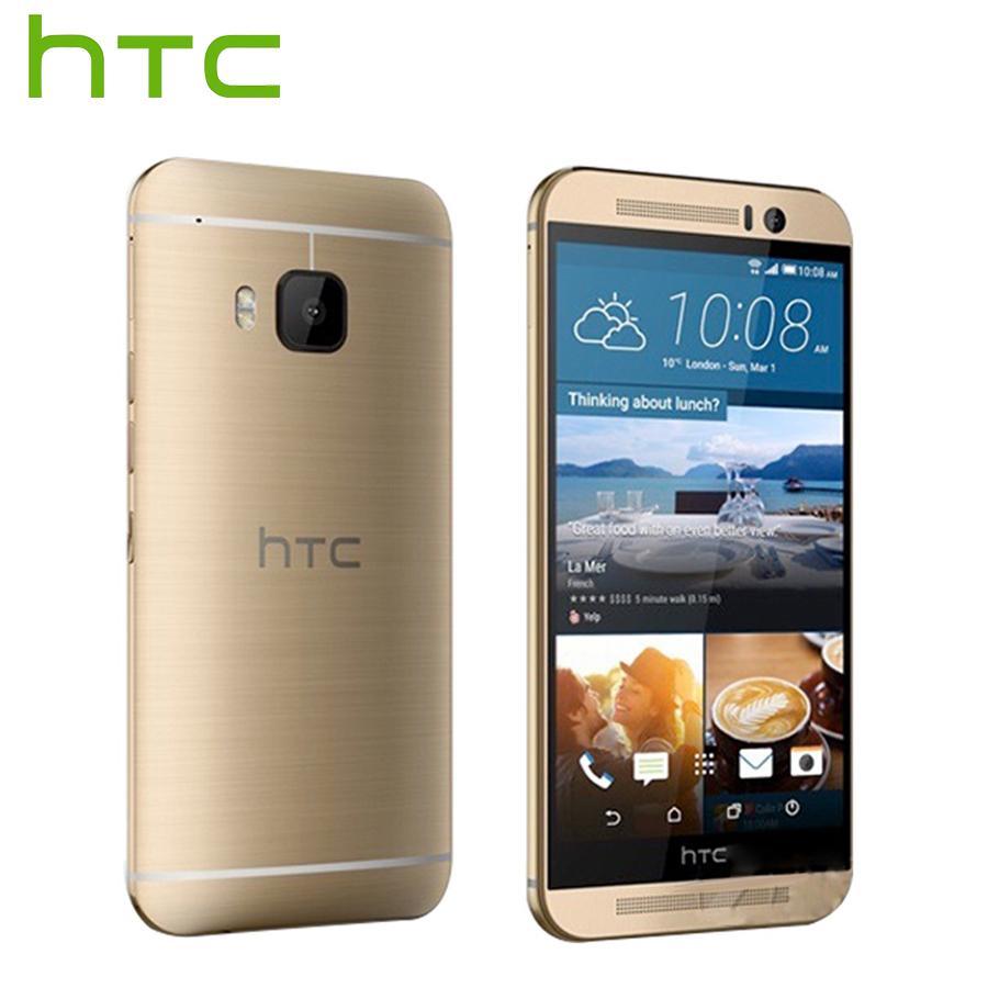 """Smartphone 5"""" HTC One M9 - 32Go, 3Go de Ram"""