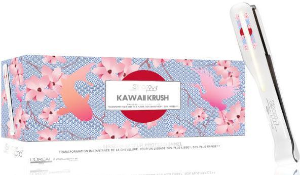 Lisseur professionnel à Vapeur L'Oréal Steampod 2.0 Édition limitée Kawaii Krush - Plug UK