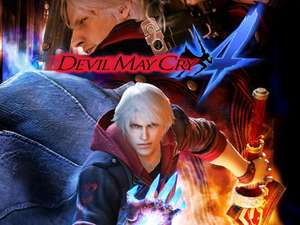 Devil May Cry 4 sur PC (Steam)