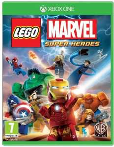 Lego Marvel Super Heroes Xbox One / Port inclus