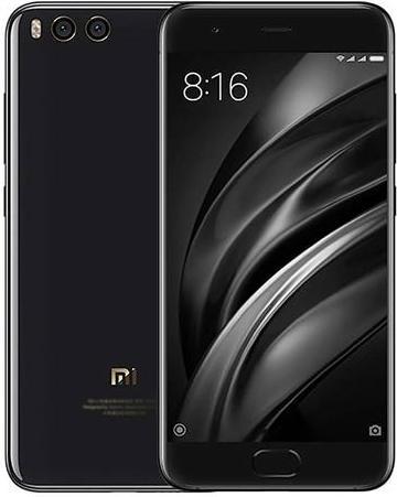 "Smartphone 5.15"" Xiaomi Mi6 Noir (Version céramique) - Snapdragon 835, RAM 6 Go, ROM 128 (Sans B20)"