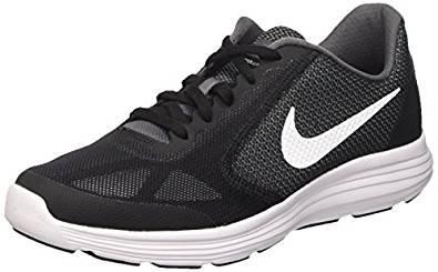 Chaussures Nike Revolution 3 - noir (du 42 au 46)