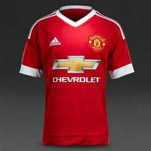 Maillot  Adidas Manchester United 15/16 enfant (taille XLB et XXLB)