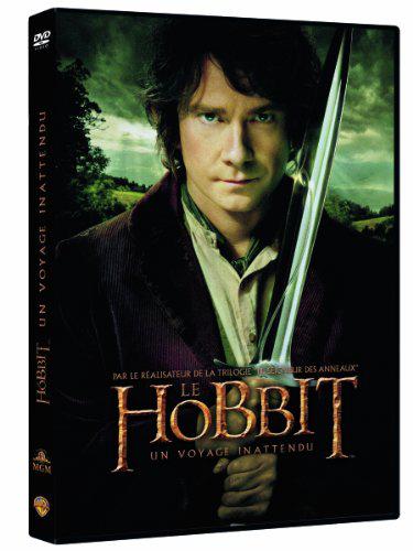 Pour l'achat d'une galette des rois : DVD Le Hobbit Un voyage inattendu