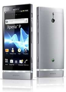 Smartphone Sony Xperia P avec ODR (-50€)