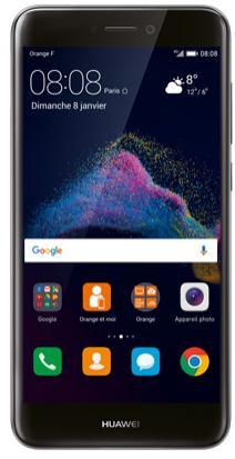 "[Clients Sosh] Smartphone 5.2"" Huawei P8 Lite 2017 - Full HD, Kirin 655, RAM 3Go, 16Go, Android 7.0 (Via ODR 30€)"