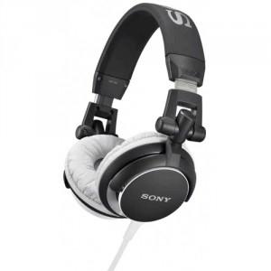 Casque Sony MDR-V55 L pliable noir