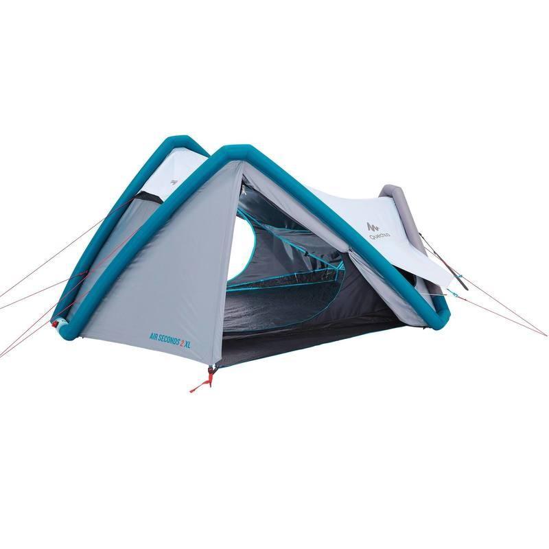 Tente Quechua Air Seconds 2 XL Fresh&Black (2pers.)
