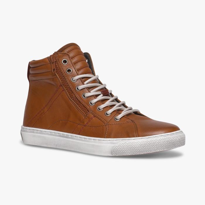 Sélection d'articles en promotion - Ex : Basket Hermy - 100% cuir, coloris au choix