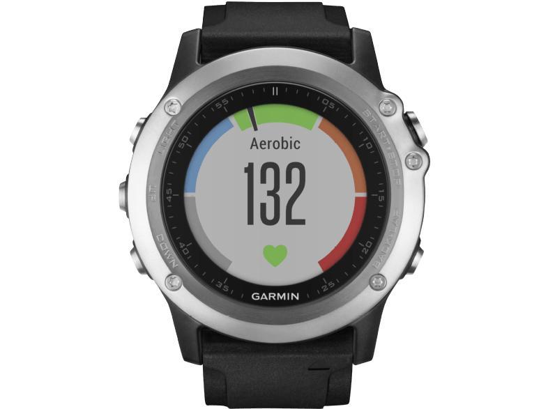 Montre connectée GPS Garmin Fenix 3 HR