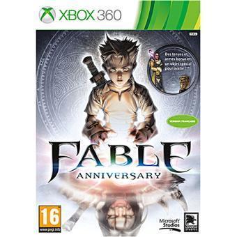Fable Anniversary sur Xbox 360 (rétrocompatible Xbox One)
