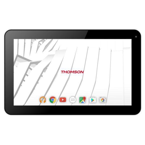 Tablette 10,1'' Thomson Teo Quad 10 - 512Mo RAM, 8 Go, Android 4.4