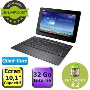 Tablette Asus 10'' 32Go TF701T-1B036A (avec clavier)