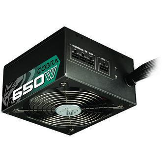 Alimentation modulaire Akasa Cobra 650W/750W/850W