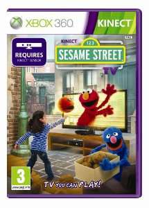 Kinect : Sesame Street TV sur Xbox 360