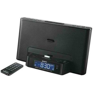 Station d'accueil radio-réveil Sony ICF-DS15IP