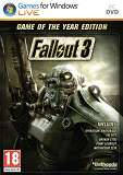 Fallout 3 Edition Game Of The Year sur PC (Dématérialisé Steam & Uplay)