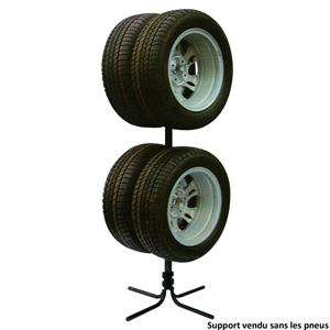 Support rangement Autobest 4 pneus