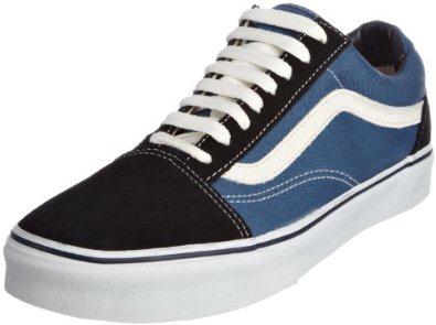Chaussures Vans U Old Skool mixte
