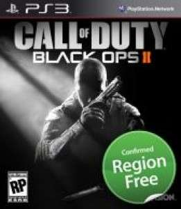 Pré-commande : Call Of Duty Black Ops 2 (II) sur PS3 (livraison gratuite)