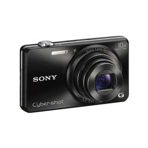 Appareil photo Sony cyber-Shot WX200 (CMOS 18,2MP, Zoom optique 10x, Full HD, Wi-Fi)