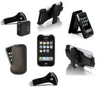 Coque iPhone 4/4S noire gratuite / Frais de port :
