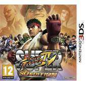 Super Street Fighter IV: 3D Edition 3DS