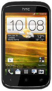 """Smartphone 3.5"""" HTC Desire C Noir 4 Go - Débloqué"""