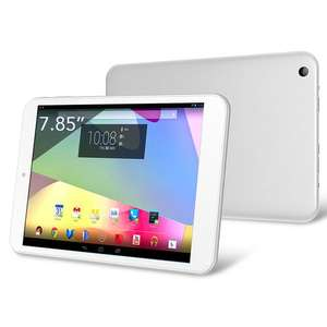 "Tablette Clust CL4C07-IPS-WH 7.85"" Quad Cortex A9 1.6Ghz"