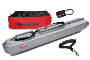 Étui à skis Sportube Series 2 Platinum Deluxe