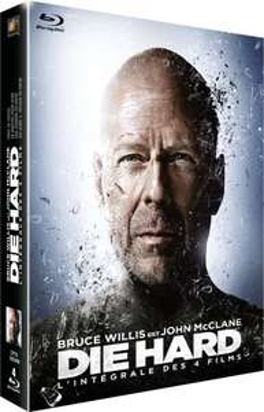 Coffret Blu-ray Die Hard 1 - 4 + bonus