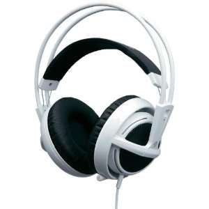 Casque gamer Siberia V2 USB Blanc