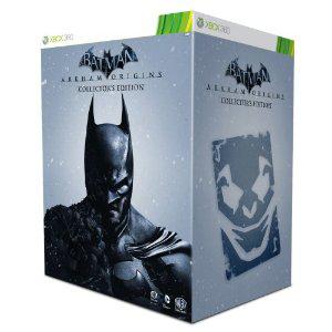 Batman Arkham Origins - édition collector  Xbox360