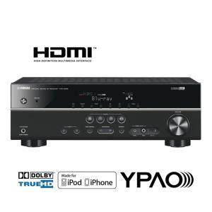 Amplificateur Home Cinéma 5.1 Yamaha HTR3066BL